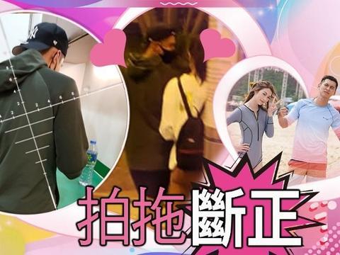 陈家乐连诗雅挽手逛街 两人低调恋情再次被证实