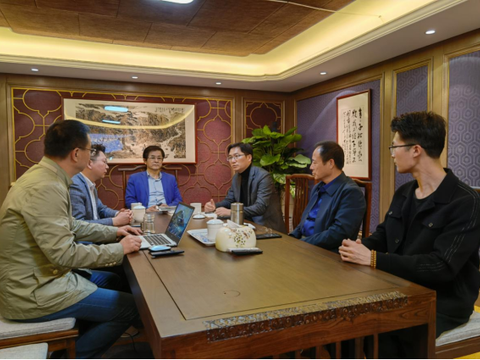 中国人民大学文艺复兴研究院国学书法教材编写研讨会在北京举行