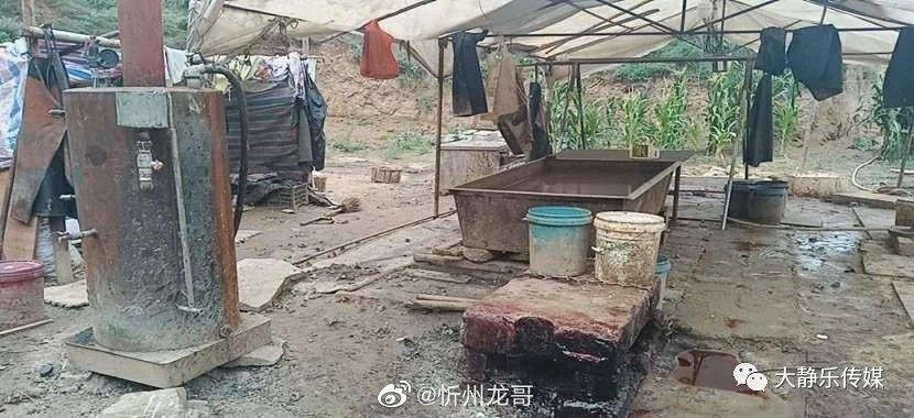静乐:农贸市场销售未检猪肉,私屠滥宰窝点查处遭质疑