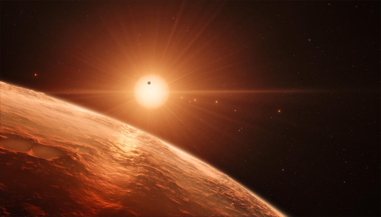 把太阳当作引力透镜望远镜,可看清系外行星表面