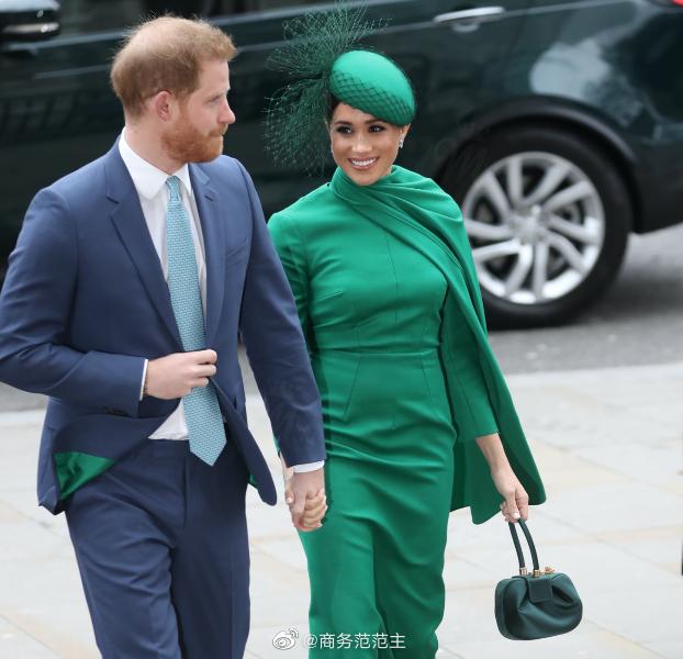 今天是3月31日,35岁的哈里王子和妻子梅根将正式退出英国王室公职