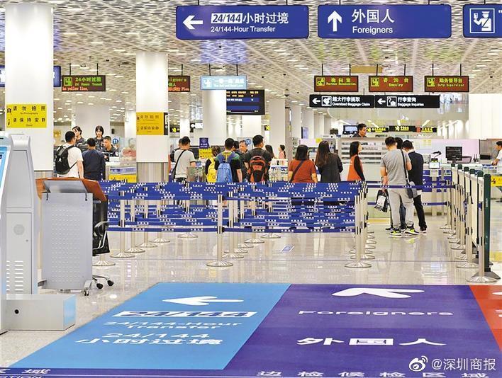 深圳记忆 | 深圳宝安国际机场 28年跻身全球最繁忙机场