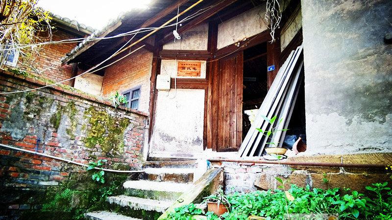 探访自贡历史建筑之富顺简氏宅