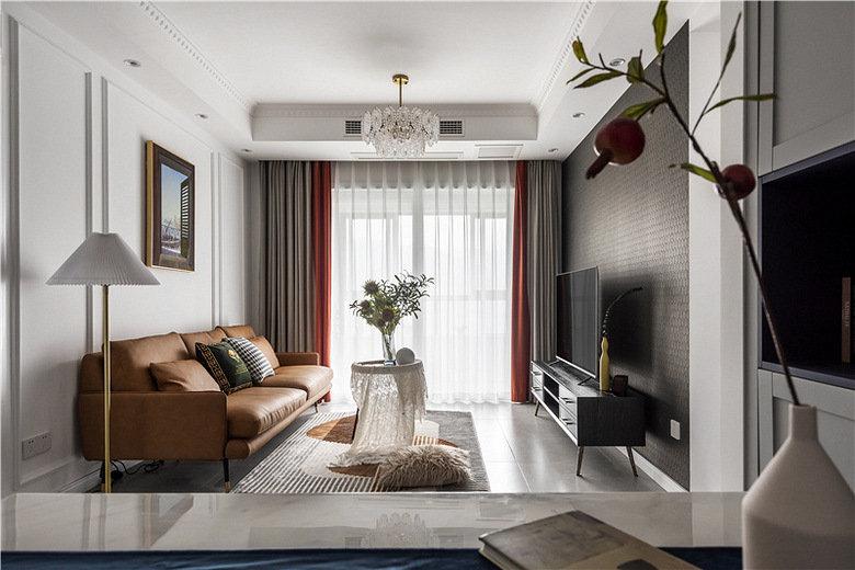 现代混搭风格住宅丨琢信装饰设计