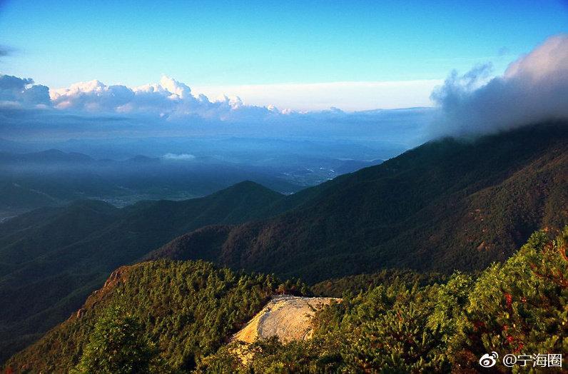 高山度假胜地——东海云顶