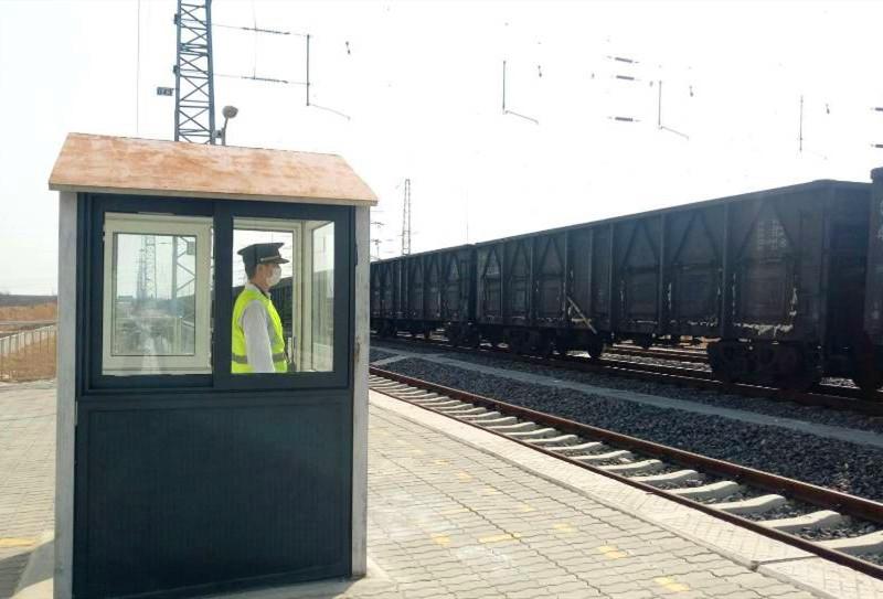 中铁十六局铁运公司南环指科学部署、同心战疫、安全生产展担当