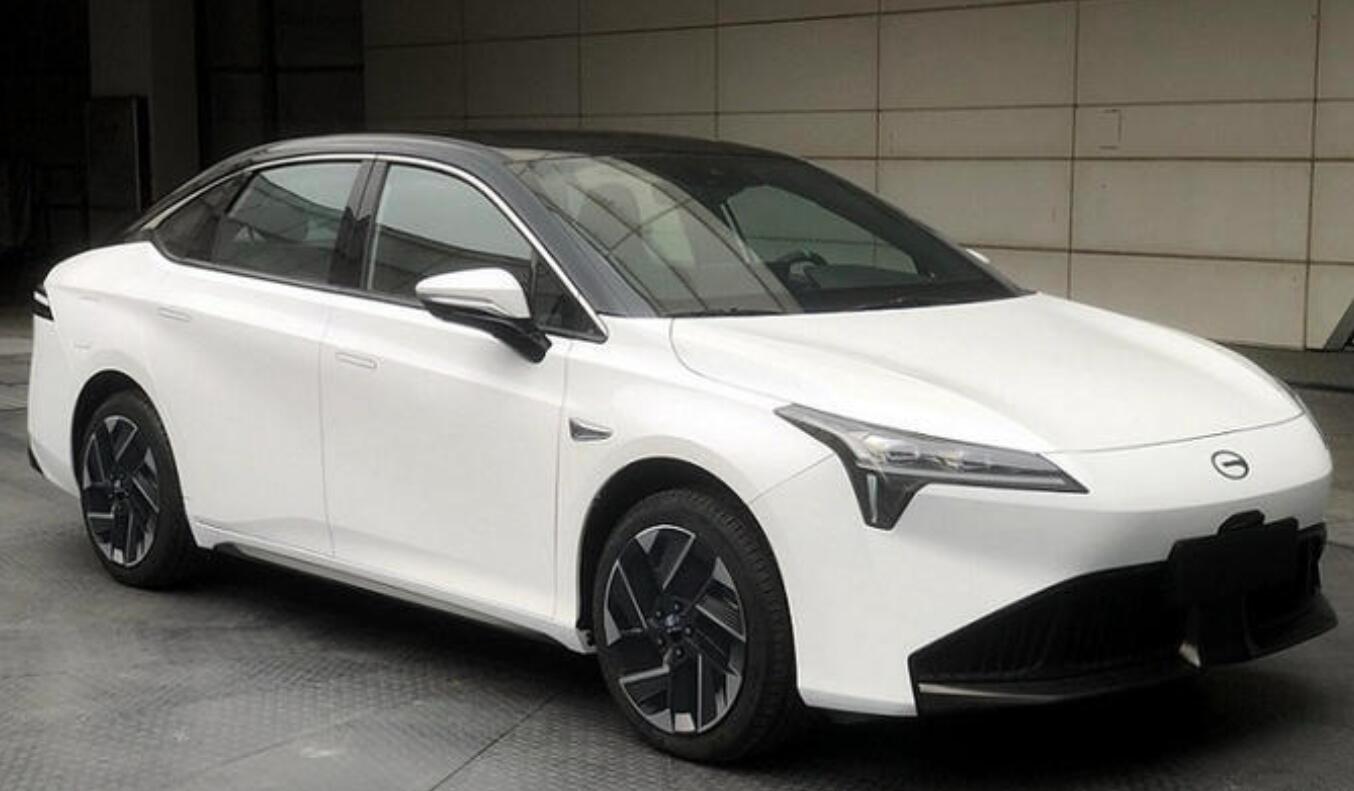 广汽埃安新车型曝光 命名为AION S Plus