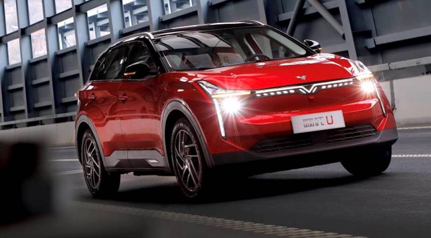 哪吒汽车将携三款车型亮相北京车展