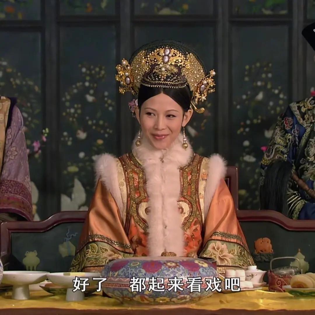 《清平乐》里张贵妃去了《甄嬛传》里大概就是夏迎春的宫斗水平吧