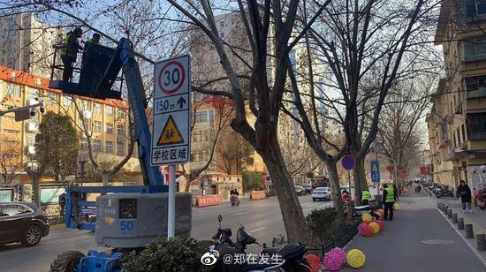 感受下!郑州春节氛围组开始营业,随手拍下你身边的节日……