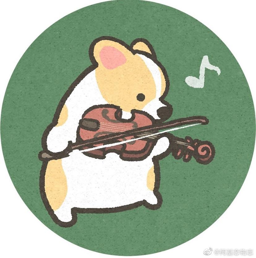 日本插画家Ryu Takimura  柯基乐队
