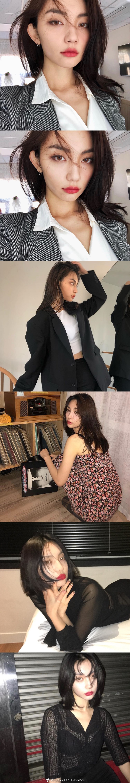 soriiwang - 又美又A的韩国模特~