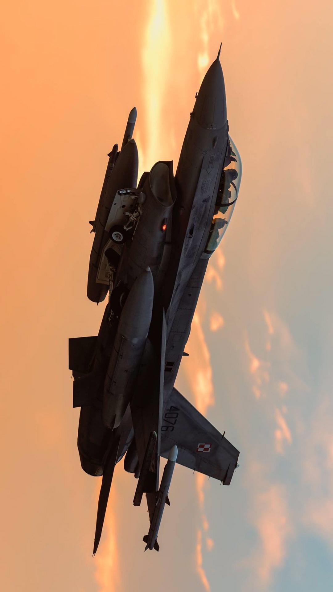 波兰空军F-16C/D