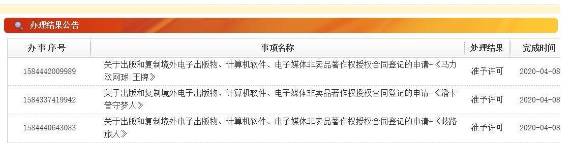 据上海市新闻出版局网站显示