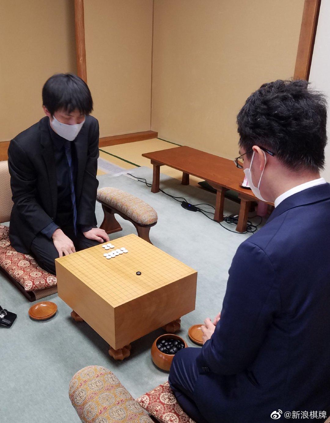 高清-日本棋圣战挑战者决定战 张栩对决一力辽