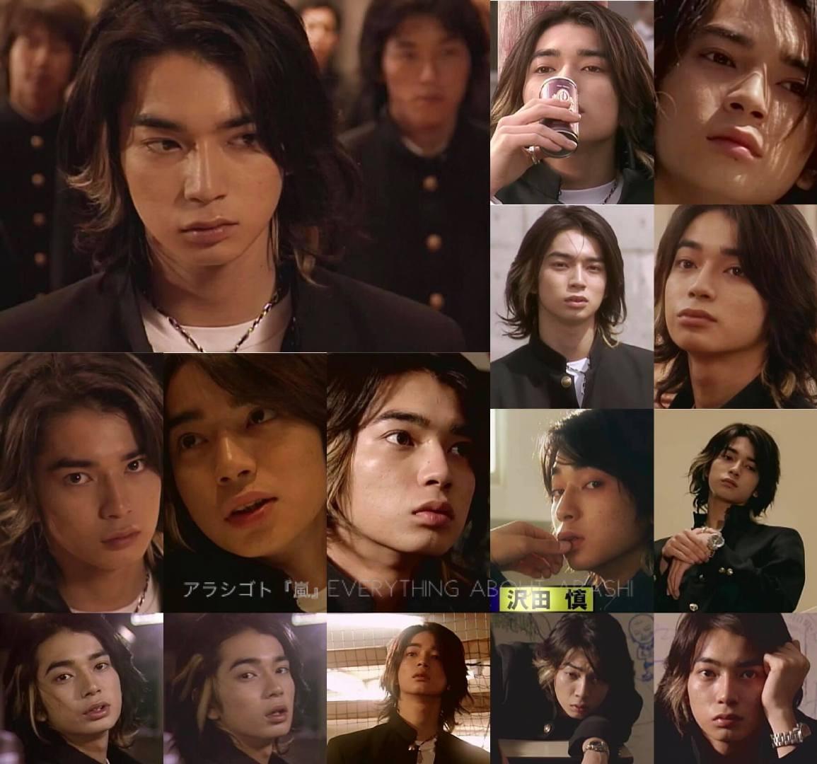 18岁出演《极道鲜师》泽田慎的松本润真的是漫画里走出来的美男子啊
