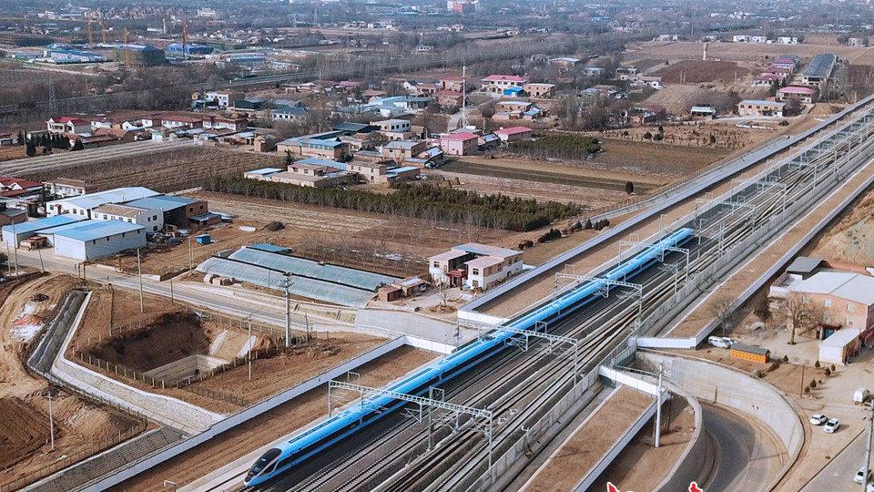 庆阳群众出行更便捷,银川至北京西、广州南动车组列车开启售票
