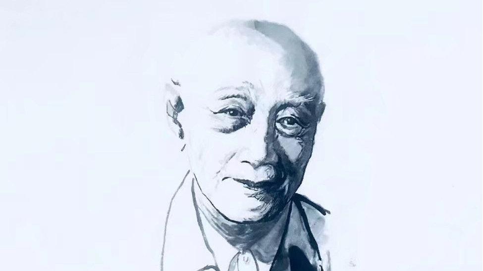 《中国百年文化巨匠水墨肖像》——林风眠