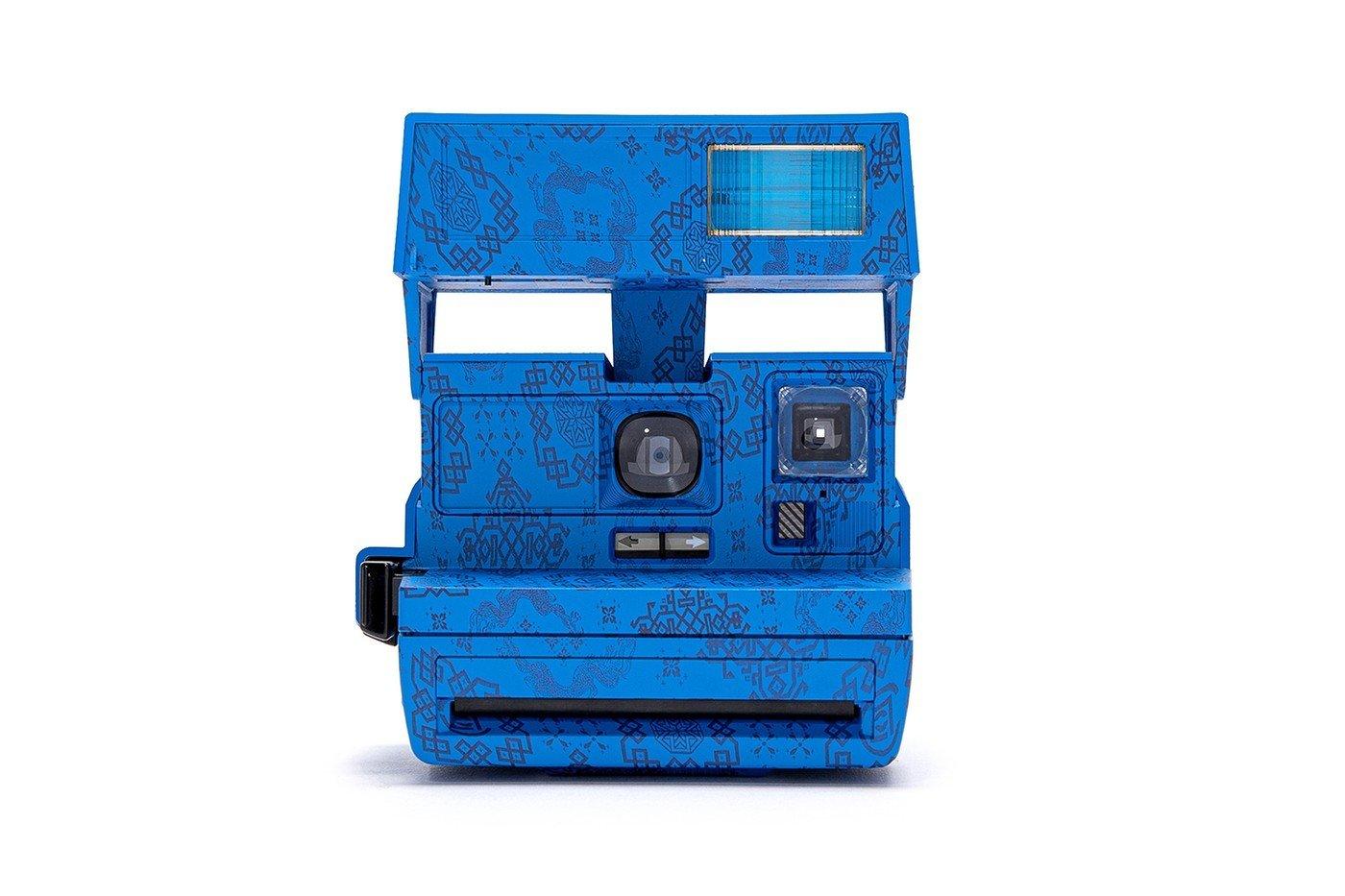 CLOT x Polaroid 600 全新联乘 丝绸 拍立得相机发布