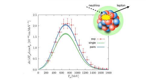 """""""幽灵粒子""""中微子,是如何与原子核互动的?"""
