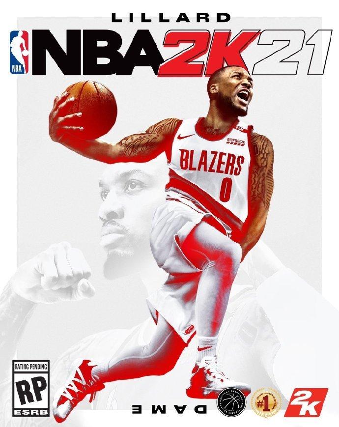 今日,2K官方揭晓了NBA 2K21第二位封面人物:锡安-威廉姆森