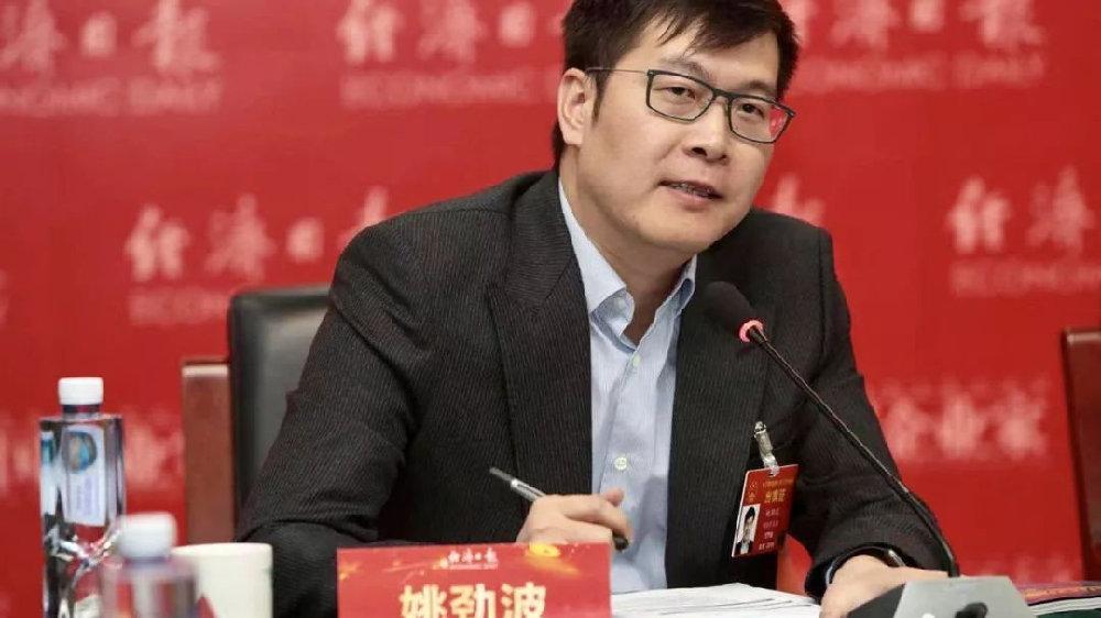 「两会人物」姚劲波:以信息化建设推动县域经济发展