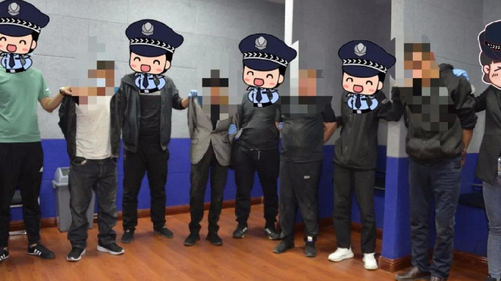 繁峙县公安局破获一起贩卖毒品案
