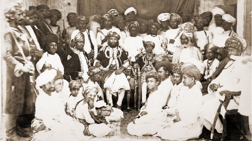 印巴分治历史恩怨的牺牲品:惨遭印度吞并的朱纳格特土邦