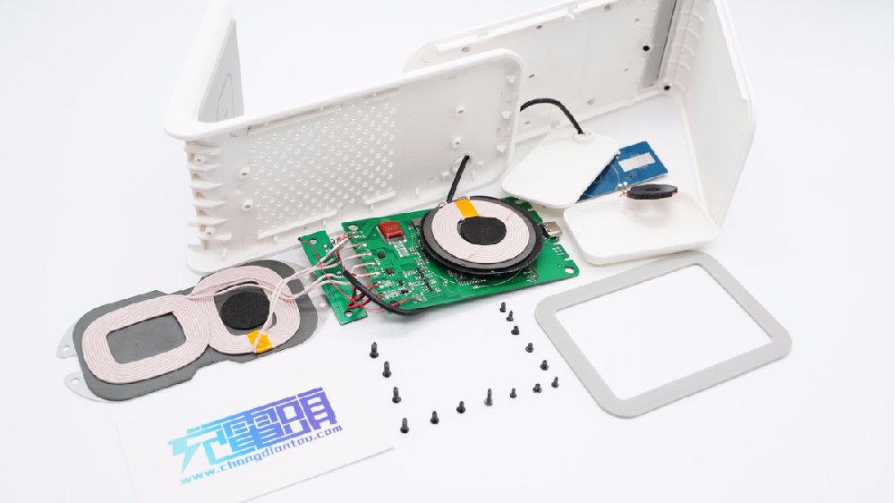拆解报告:CYSPO三合一无线充电器T6