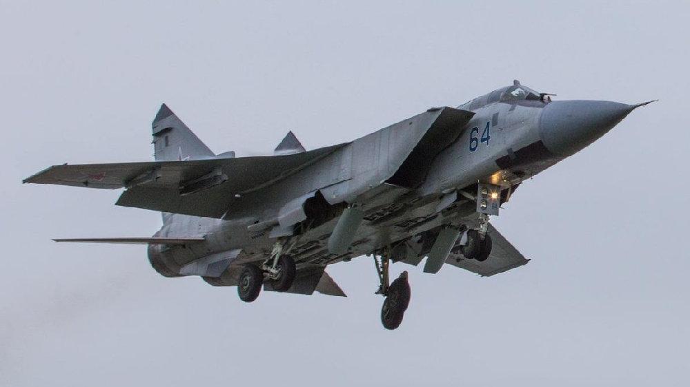 """俄罗斯的军用飞机现在是霍伊天下,为何再无""""米格""""型号战机了?"""