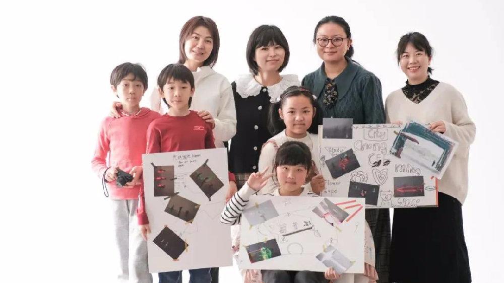 """我们以""""城市""""为题,看看这4个孩子在影像实验室会拍出什么样的作品"""