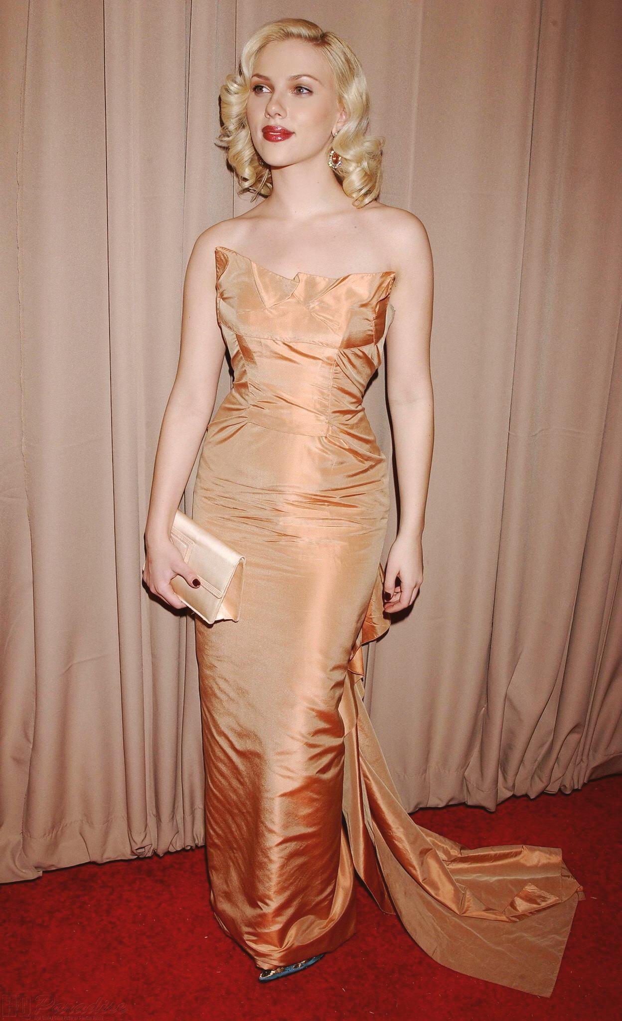 斯嘉丽·约翰逊 这种美貌是真实存在的吗?