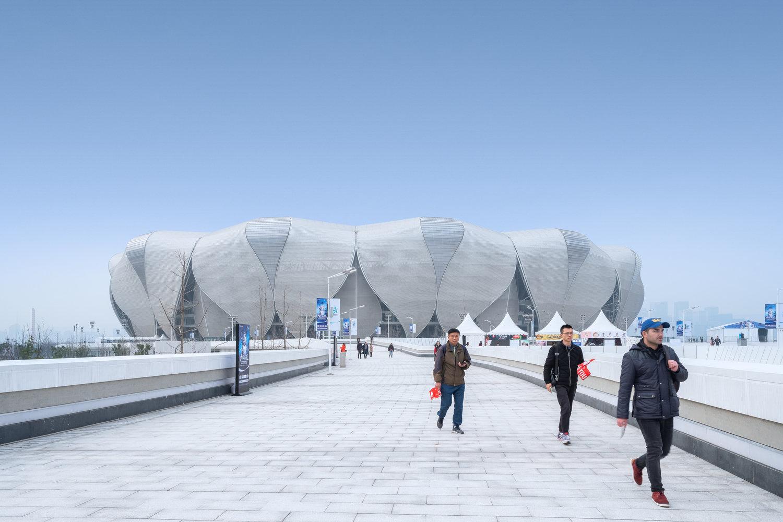 杭州奥林匹克体育中心丨NBBJ