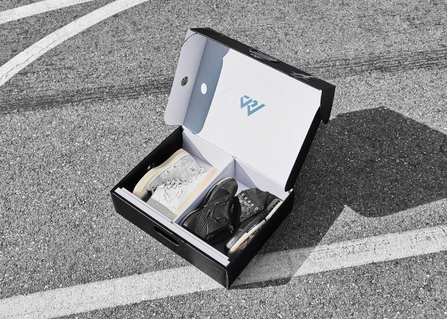 威斯布鲁克专属Air Jordan+Converse套装