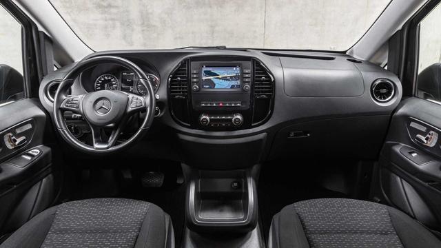 配置升级 新款奔驰威霆上市 售28.98万元起