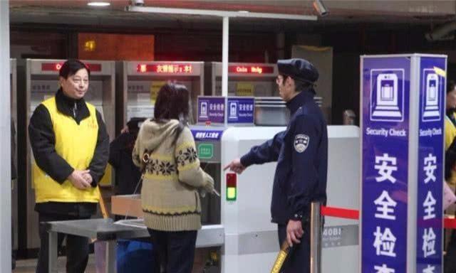 地铁安检员工资才3千,为什么还有很多年轻人愿意干?原因很现实