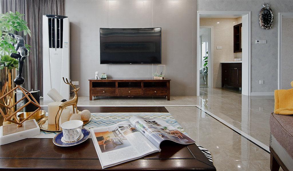 家装实景·现代简约美式风格