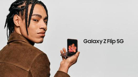三星Galaxy Z Flip 5G开创无性别化手机新时代