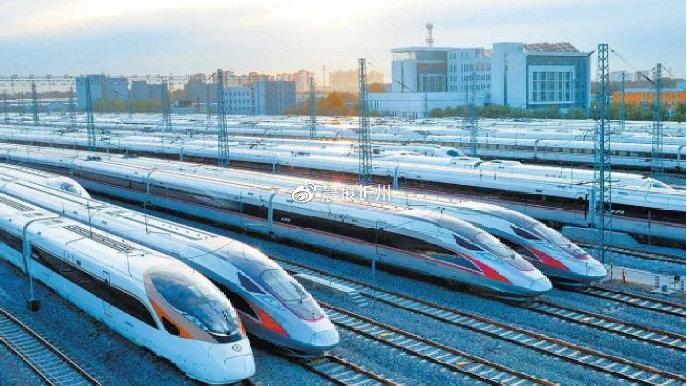 呼和浩特至太原7月1日开通,忻州将增加两趟动车...