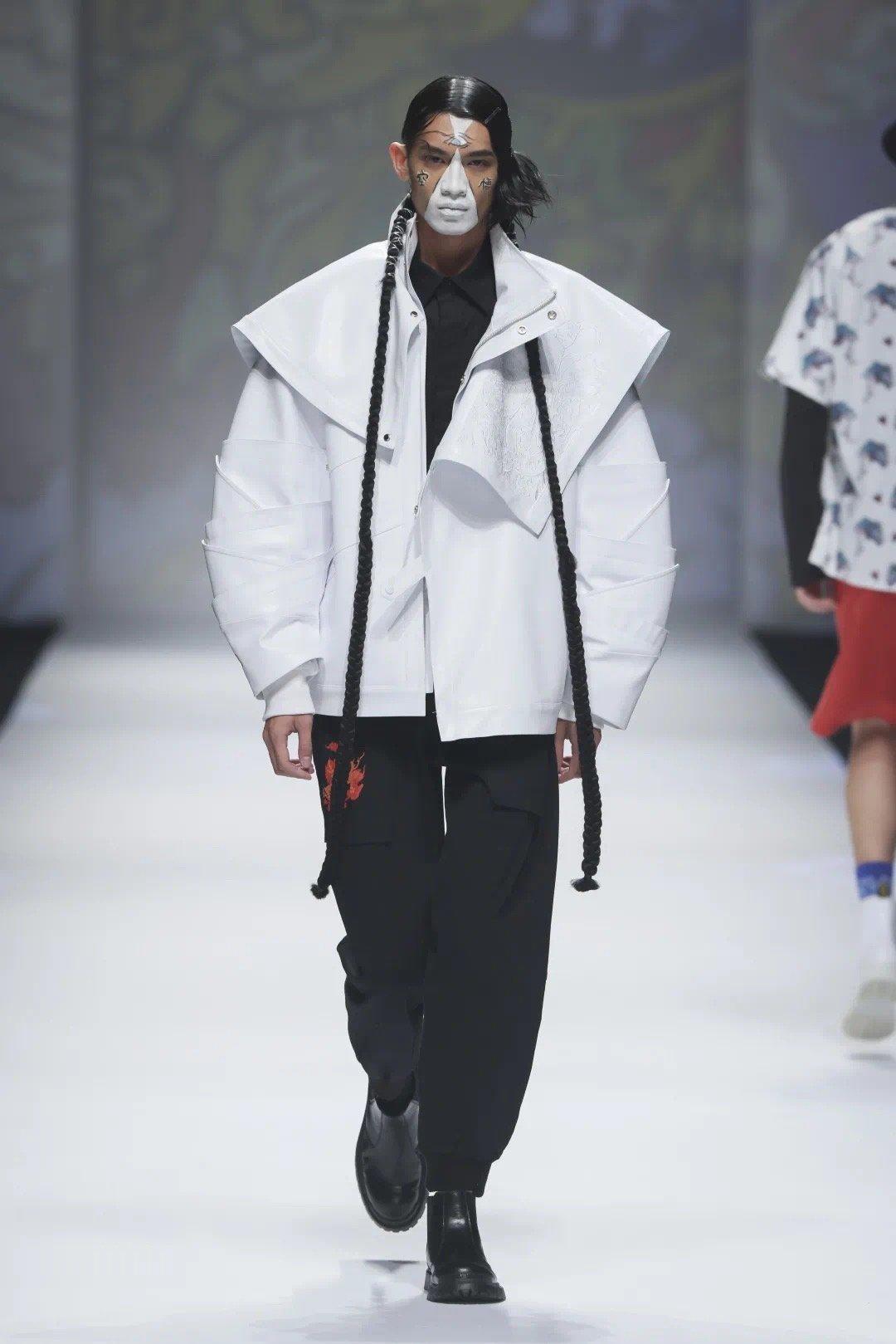 WOOKONG以中国传统文化为基石,大胆吸收国际流行趋势和时尚元素