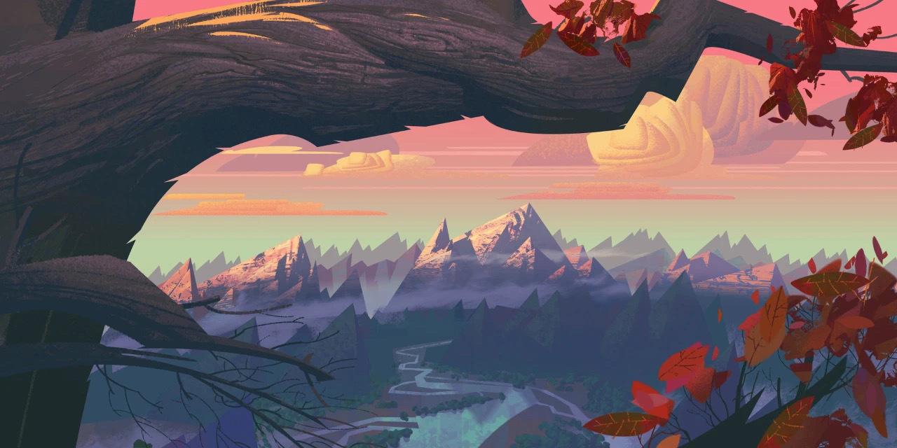 美国插画艺术家、概念设计师 Robh Ruppel 作品一览