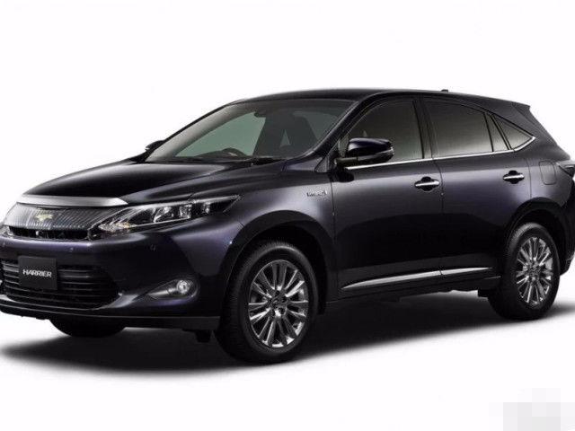 丰田发飙了,新车比保时捷大气,标配四驱,大众本田危险了