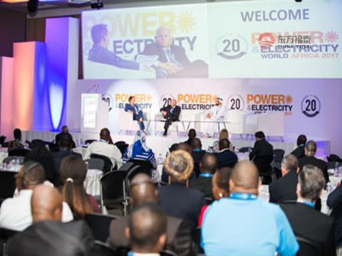 2020年南非光伏电池储能展 SOLAR SHOW AFRICA