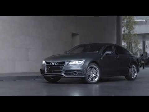 视频:奥迪A7未来式自动驾驶汽车 挑战你的想象