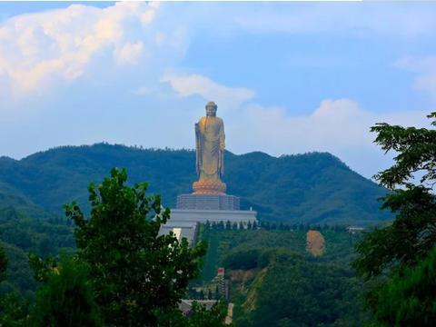 2020年河南期待五一游:中原大佛,云梦山,画眉谷,古灵山