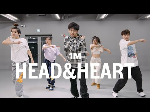 Yumeki Takenaka最新编舞Head & Heart