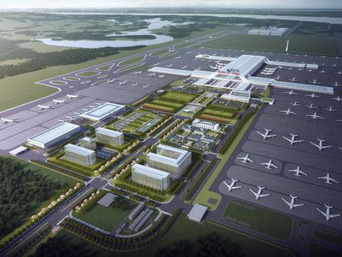 """""""顺丰机场""""停满二手飞机,各位二手车老板要不要扩大业务范围?"""
