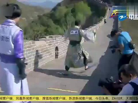 """奔跑吧:陈赫超""""娘""""跑姿,井柏然偷偷使坏,包贝尔无辜中枪!"""