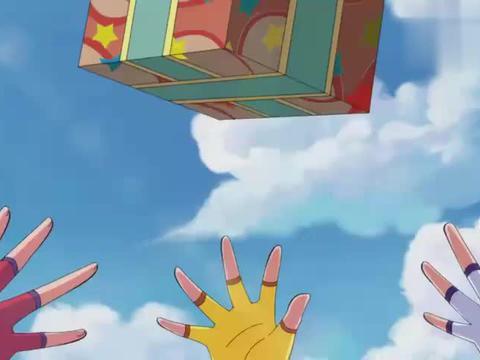 巴啦啦小魔仙:金宝真是太呆萌了,差点就错过了自己的生日趴体