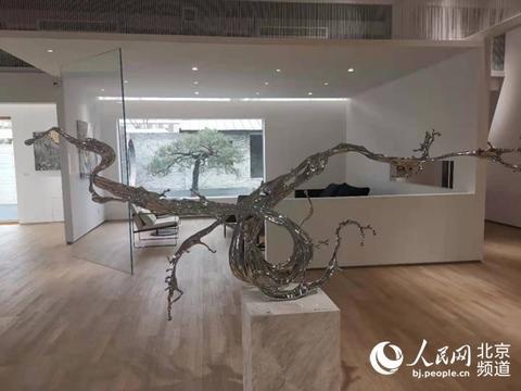 北京首个艺术金融国际创新园投入运营 将设艺术品保税仓库